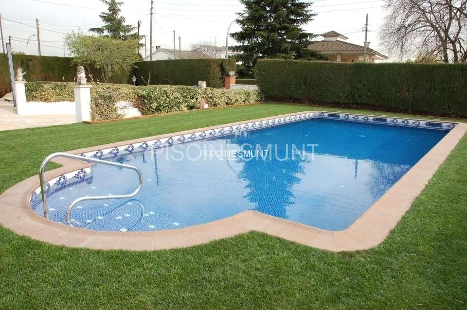 Piscinas rectangular piscinas munt venta de material para piscinas y fabricaci n - Material para piscinas ...
